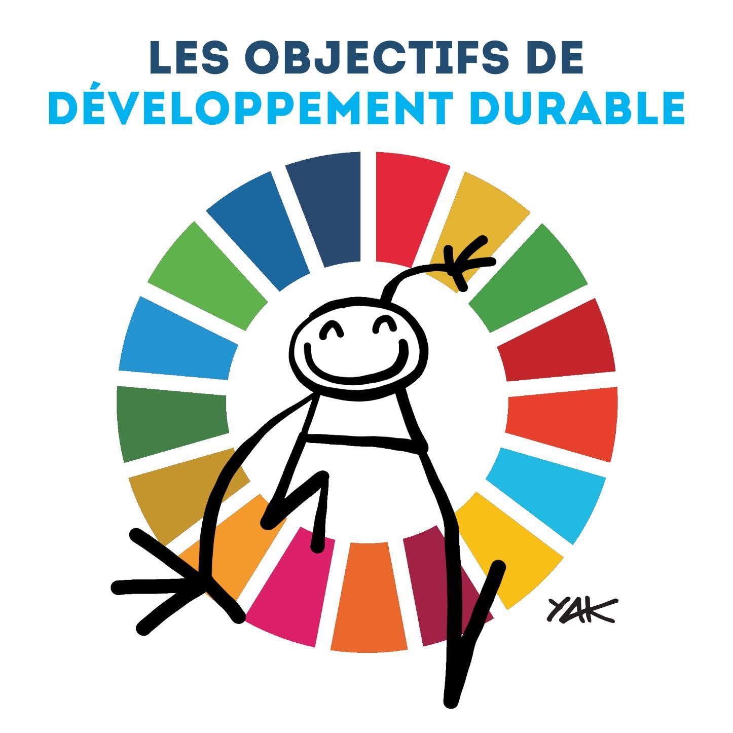 initiatives du developpement durable